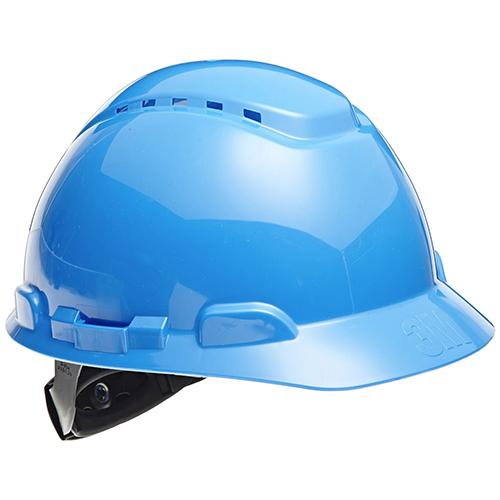 7b6310d2b5996a 3M Casque de securite H700 Bleu