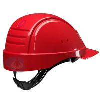 3M Peltor G2000 Casque de securite, Rouge