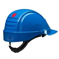 3M Peltor G2000-GP Casque de securite bleu