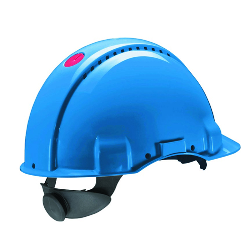 3M Peltor G3000-BB Casque de securite, bleu