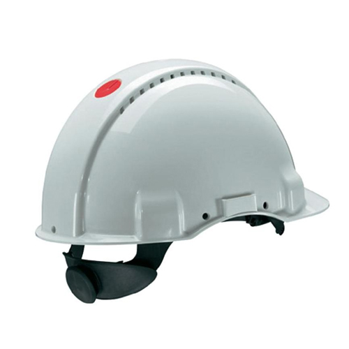 3M Peltor G3000-GP Casque de securite, Blanc